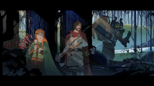 скриншот The Banner Saga 1