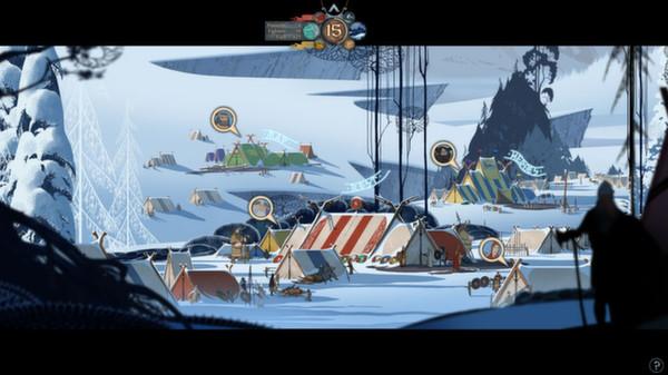 скриншот The Banner Saga 4