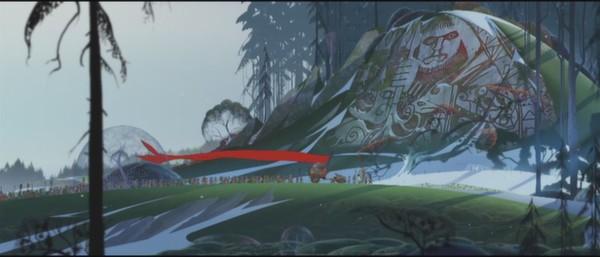 скриншот The Banner Saga 2