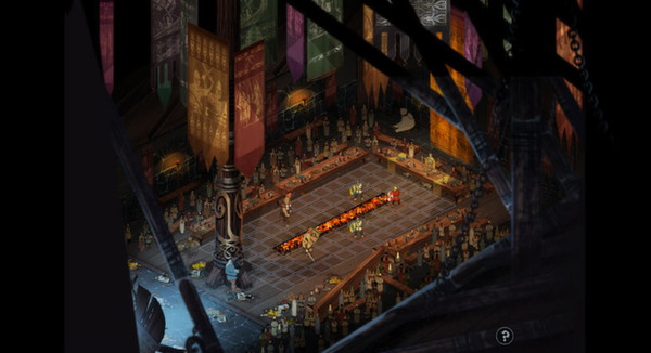 скриншот The Banner Saga 0