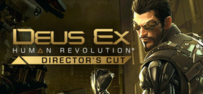 Deus Ex: Human Revolution - Director's Cut cover art