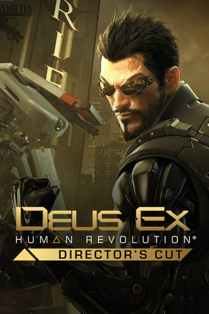 Deus Ex: Human Revolution - Director's Cut poster image on Steam Backlog