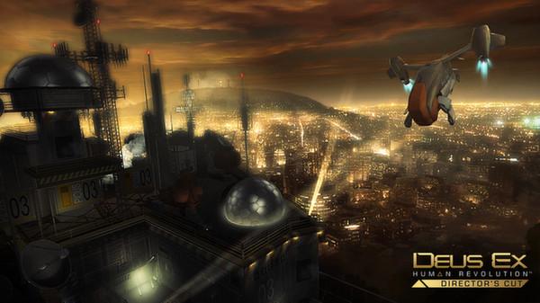 скриншот Deus Ex: Human Revolution 6