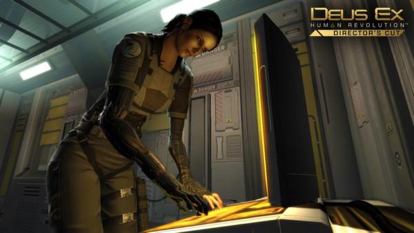 скриншот Deus Ex: Human Revolution 7