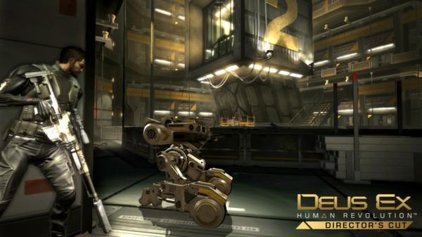 скриншот Deus Ex: Human Revolution 0