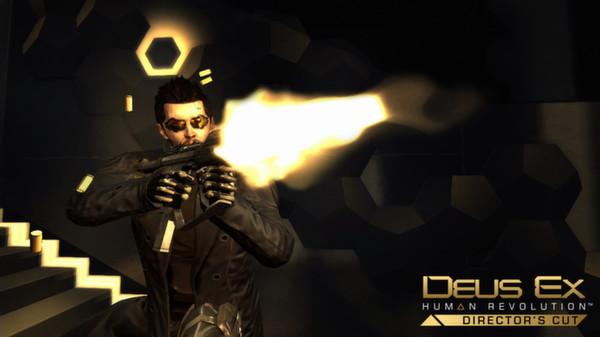 скриншот Deus Ex: Human Revolution 3