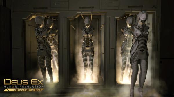 скриншот Deus Ex: Human Revolution 8