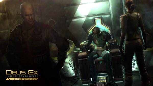 скриншот Deus Ex: Human Revolution 2
