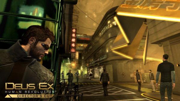 скриншот Deus Ex: Human Revolution 5