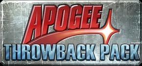 The Apogee Throwback Pack cover art