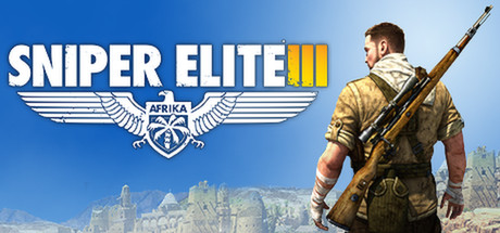 Sniper Elite 3 cover art