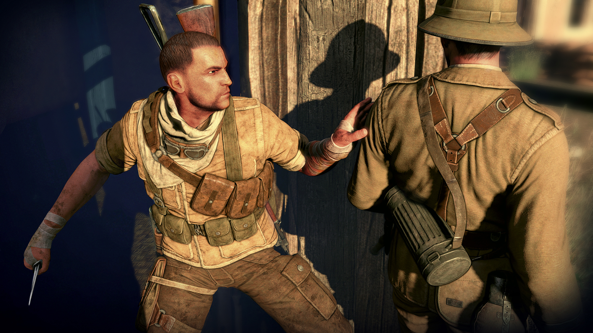 Sniper Elite 3 XBOX 360 ESPAÑOL Descargar (Region FREE) (XGD3) (COMPLEX) 11