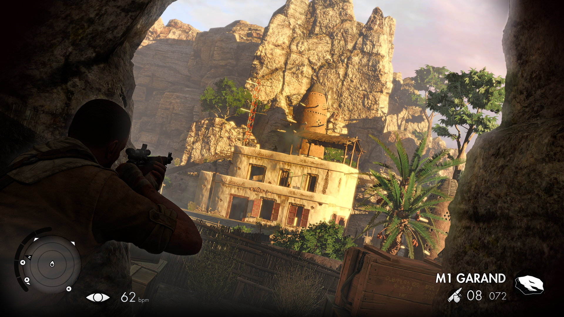 Sniper Elite 3 XBOX 360 ESPAÑOL Descargar (Region FREE) (XGD3) (COMPLEX) 7