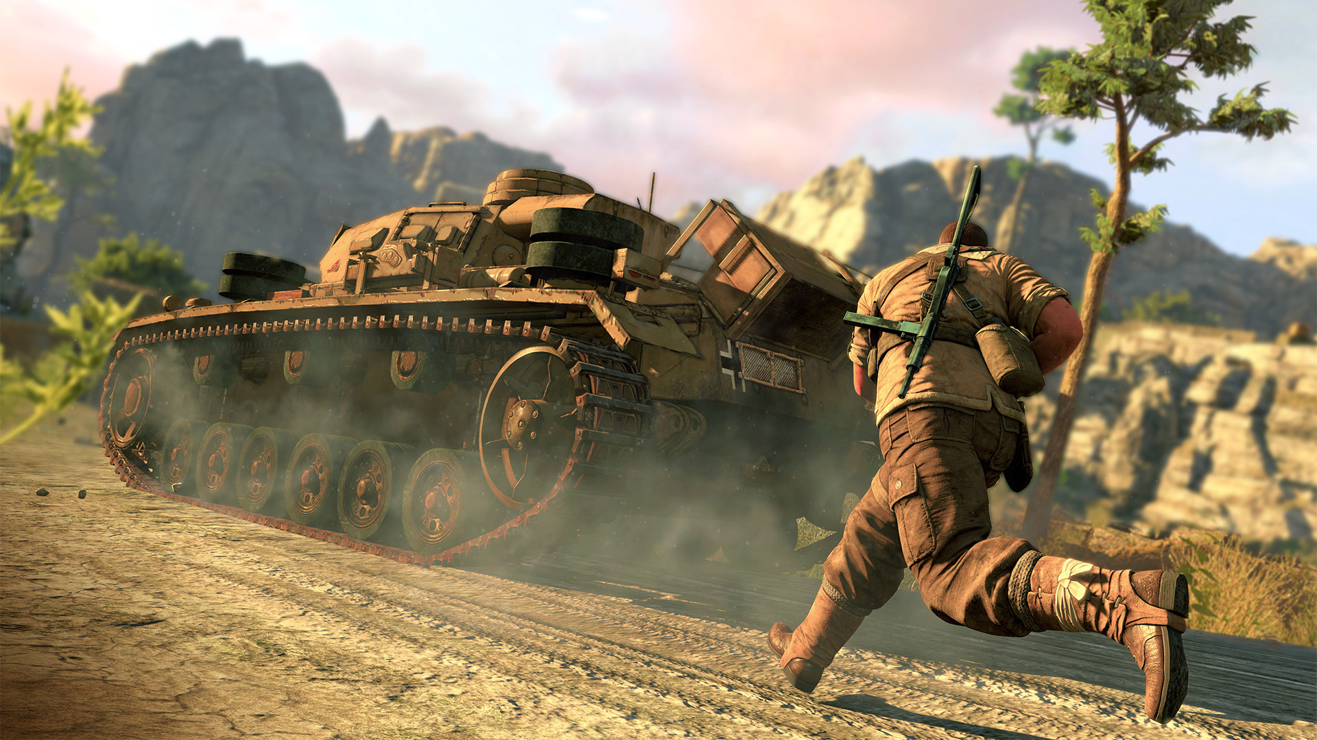 Sniper Elite 3 XBOX 360 ESPAÑOL Descargar (Region FREE) (XGD3) (COMPLEX) 2