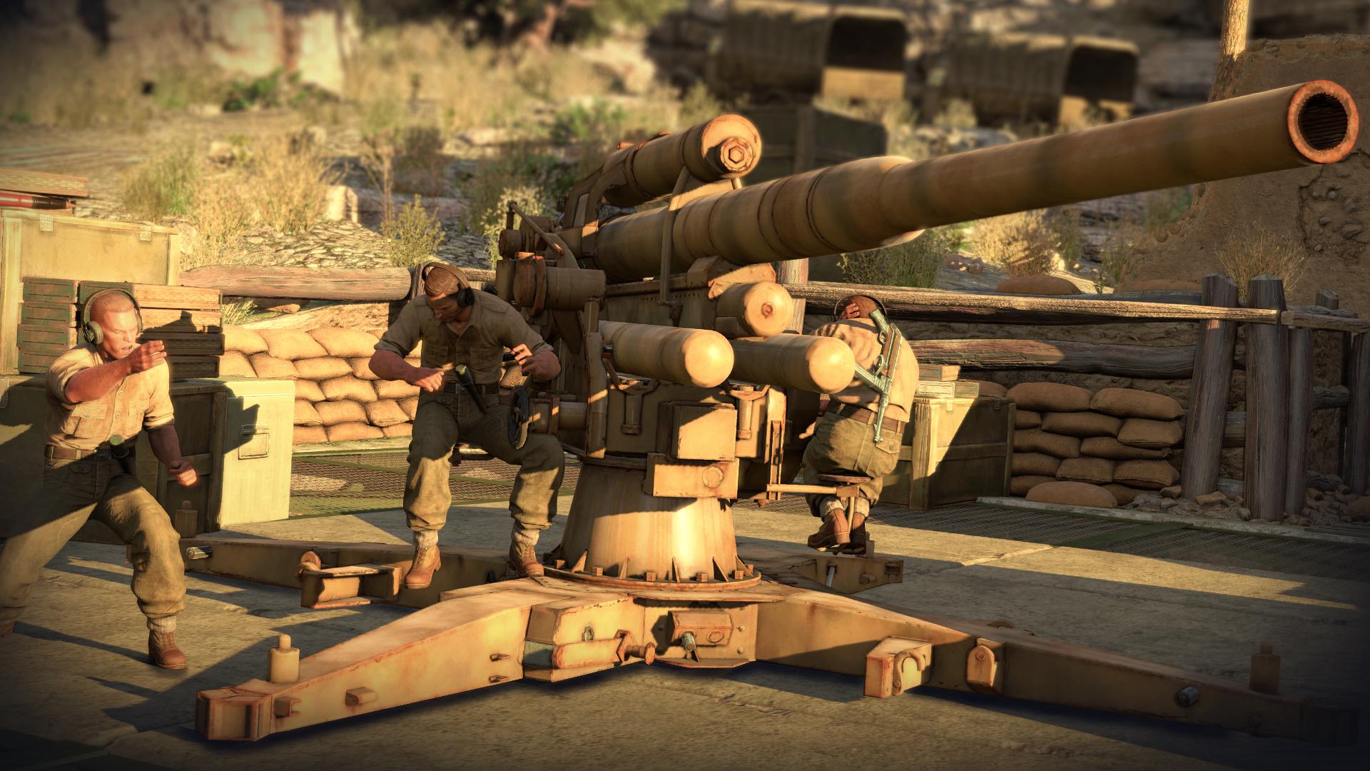 Sniper Elite 3 XBOX 360 ESPAÑOL Descargar (Region FREE) (XGD3) (COMPLEX) 9