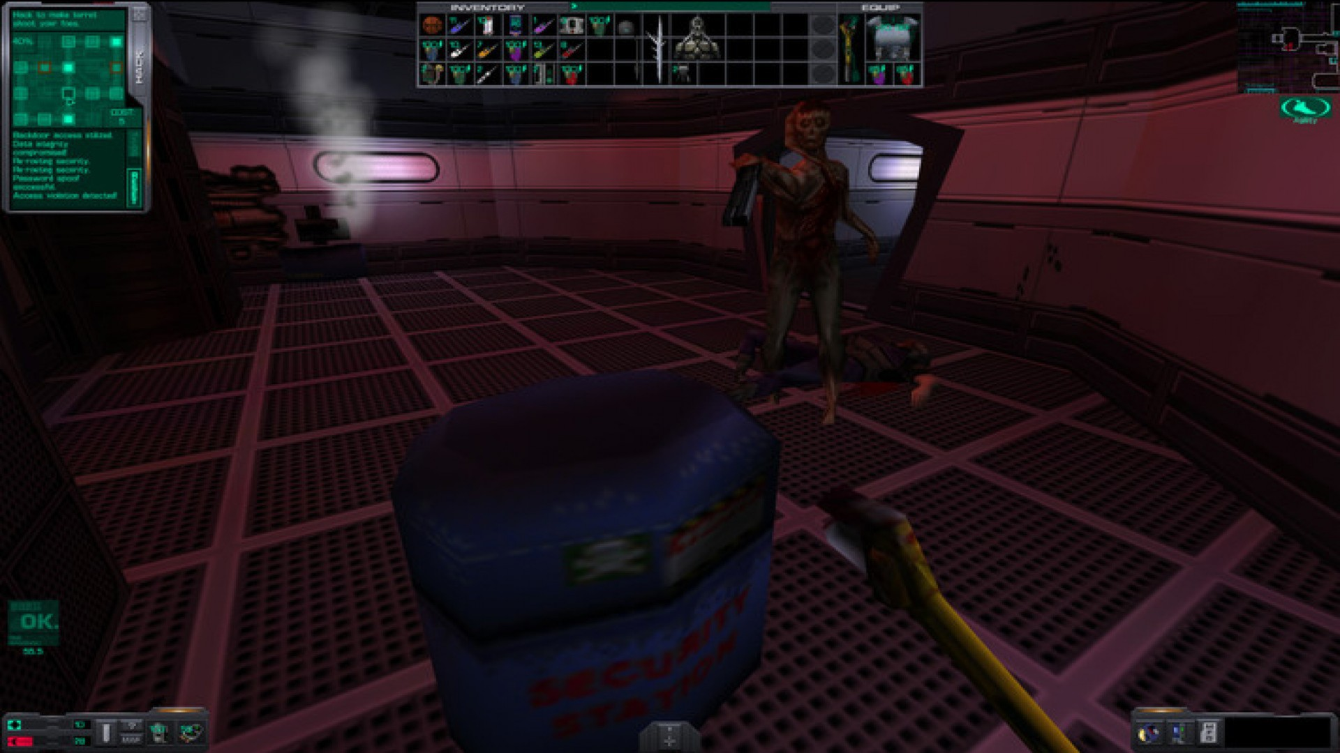 System Shock 2 screenshot 3