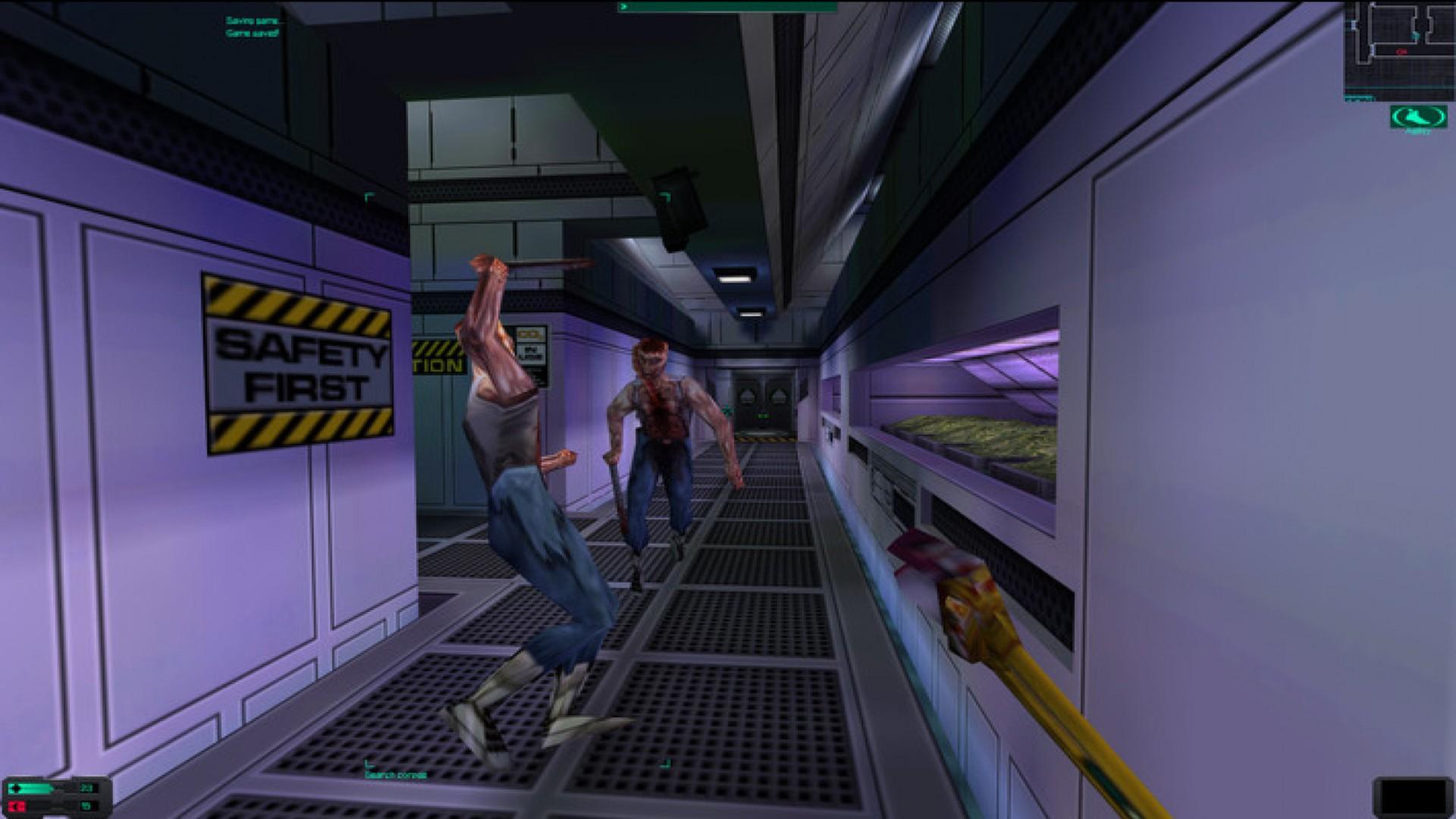 System Shock 2 screenshot 1