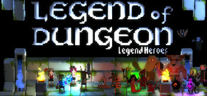Legend of Dungeon cover art