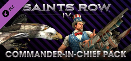 Saints Row IV: Commander-In-Chief Pack