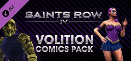 Saints Row IV: Volition Comics Pack