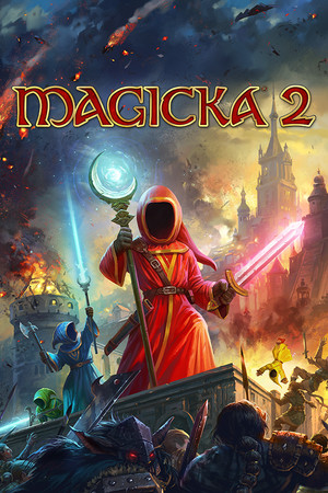Magicka 2 poster image on Steam Backlog