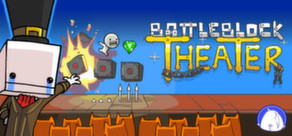 BattleBlock Theater cover art
