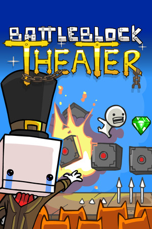BattleBlock Theater poster image on Steam Backlog