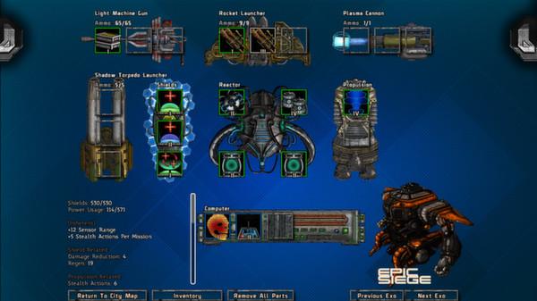 скриншот Bionic Dues 3