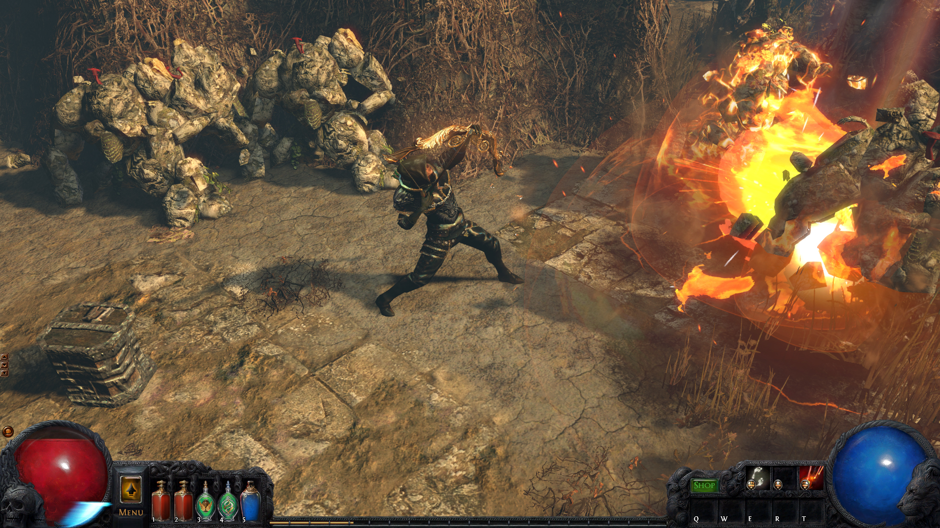 Path of Exile · AppID: 238960 · Steam Database
