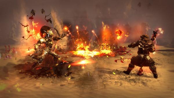 Скриншот из Path of Exile