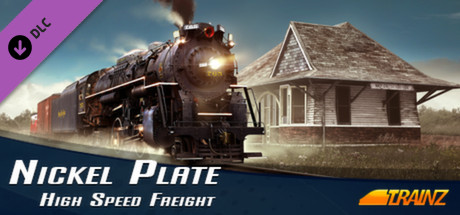 Trainz Simulator 12 DLC: Nickel Plate High Speed Freight