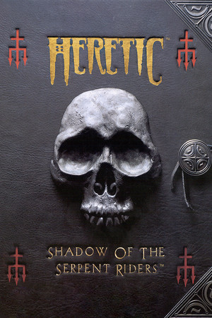 Heretic: Shadow of the Serpent Riders poster image on Steam Backlog