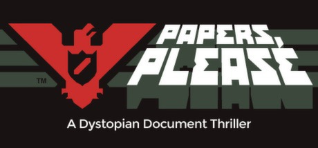 Papers, Please cover art