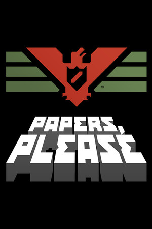 Papers, Please poster image on Steam Backlog