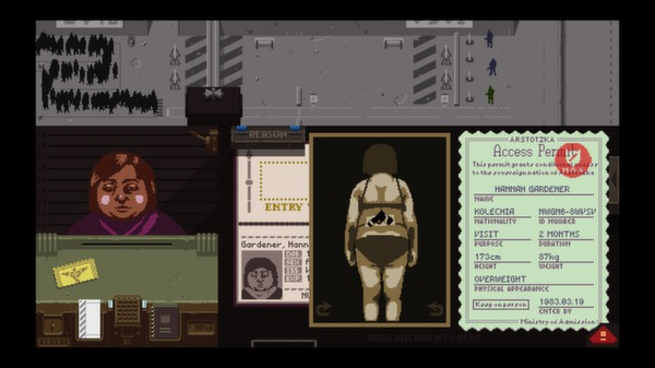 Papers, Please Steam