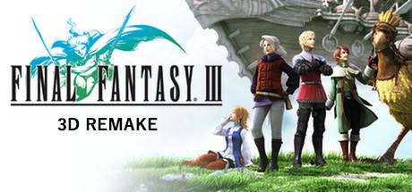 FINAL FANTASY III en Steam