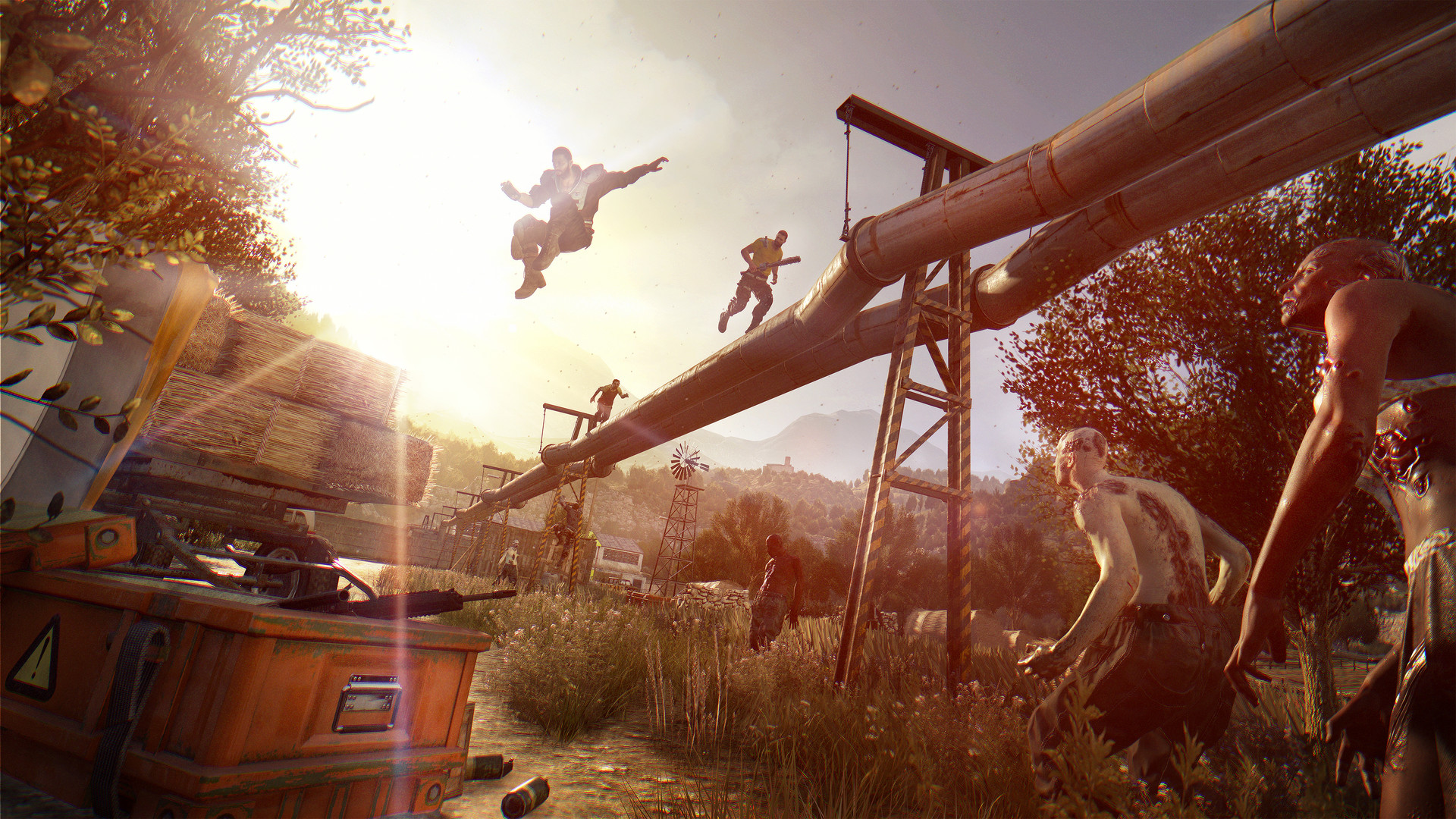 Dying Light Torrent