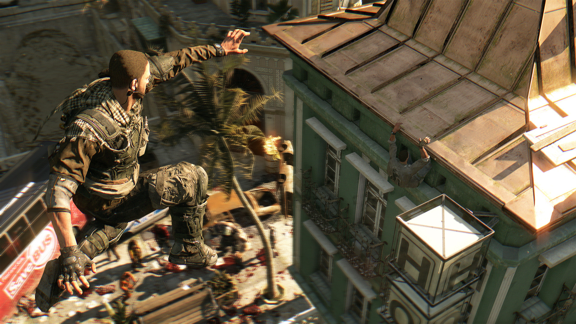 Dying Light: The Following - Enhanced Edition [RePack] [2015|Rus|Eng|Multi12]