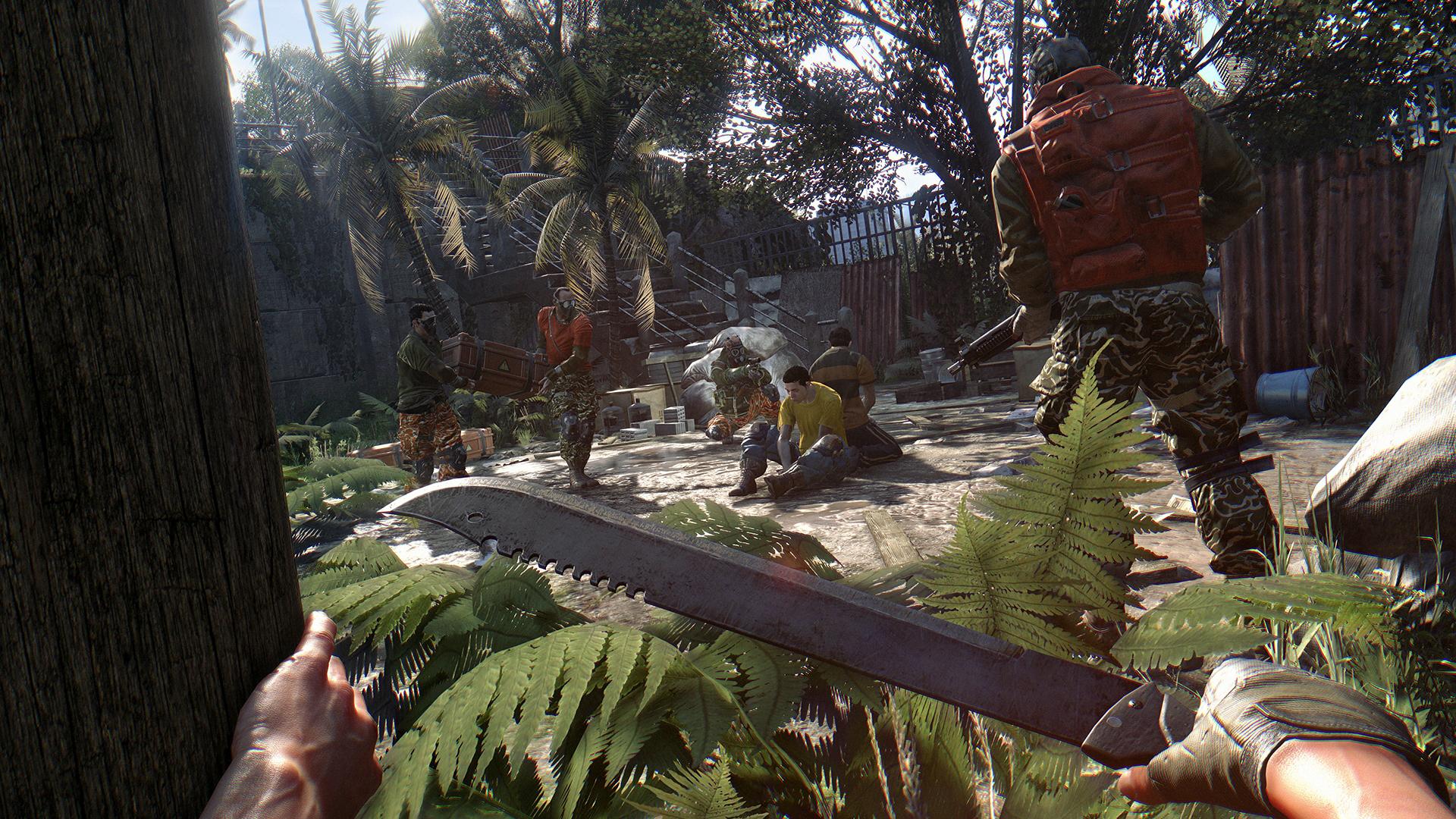 Dying Light: The Following - Enhanced Edition screenshot 3