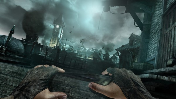 скриншот Thief 4