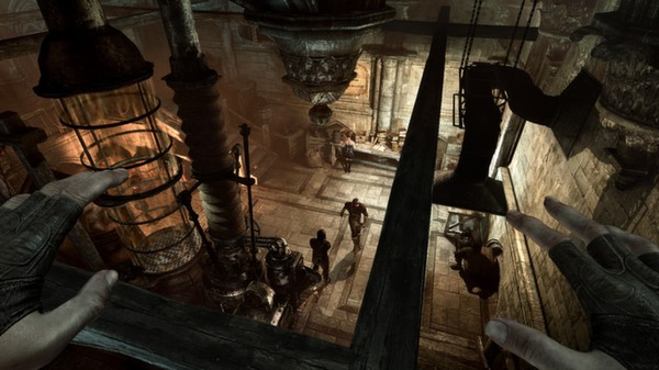 скриншот Thief 3