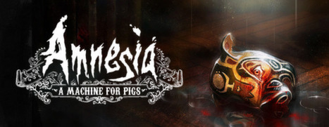 Amnesia: A Machine for Pigs - 失忆症:猪猡的机器