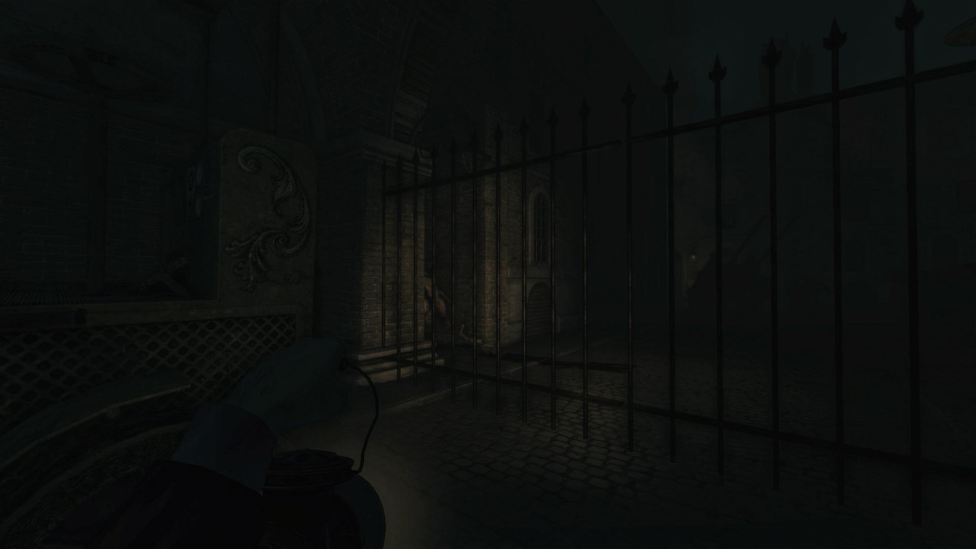 Amnesia: A Machine for Pigs screenshot 3