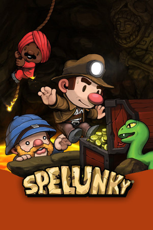 Spelunky poster image on Steam Backlog