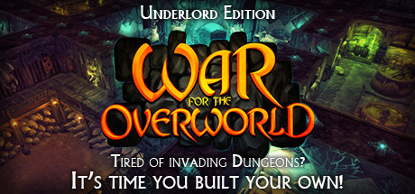 War for the Overworld - Underlord Edition Content