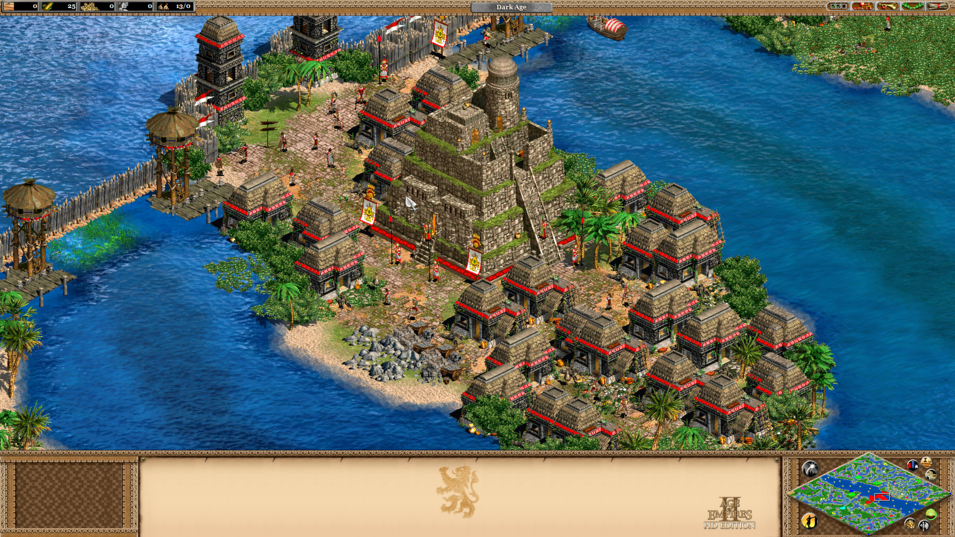 age of empires ii hd the forgotten on steam