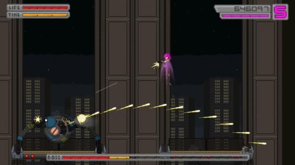 Screenshot of Bleed