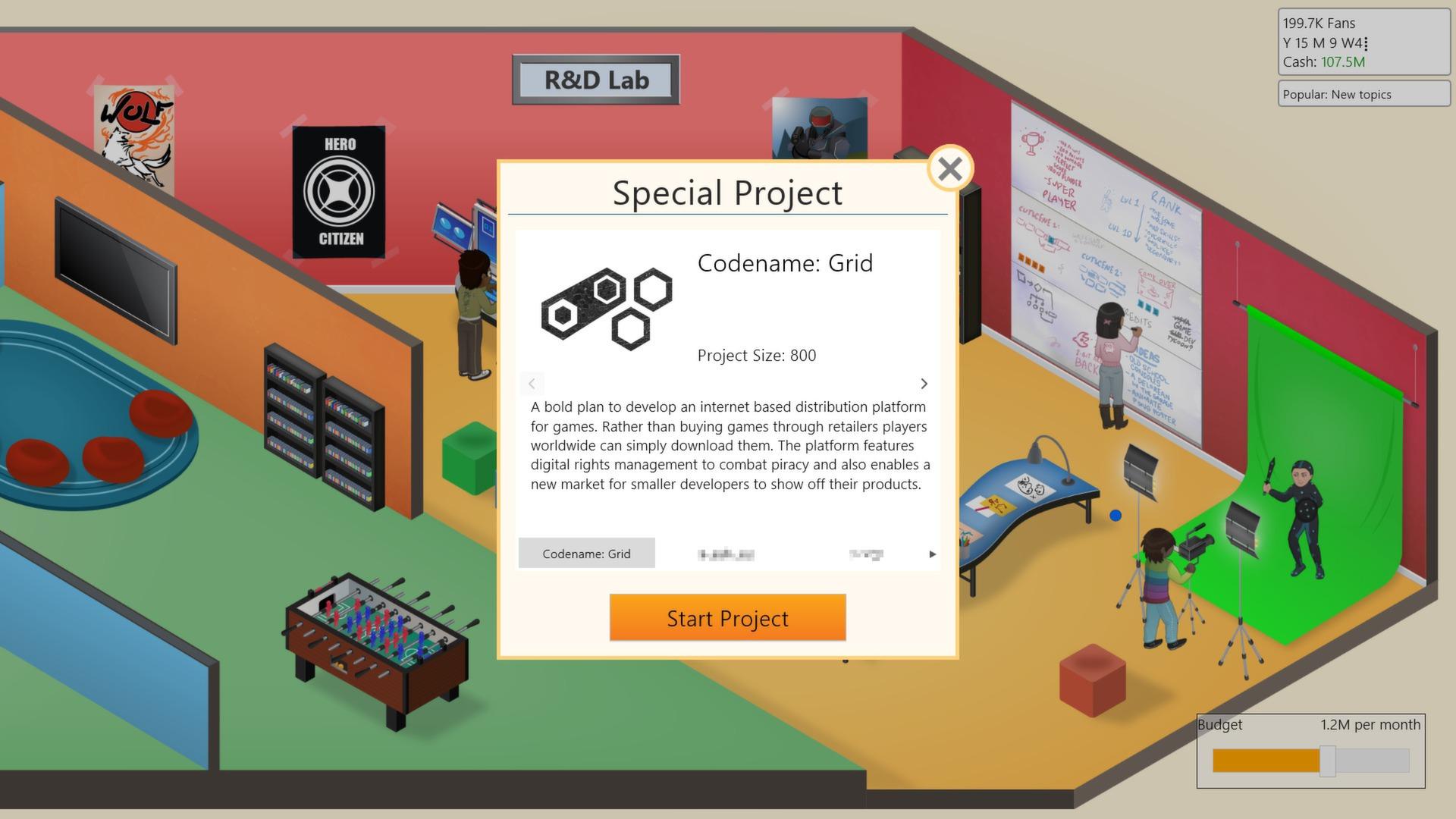 Game Dev Tycoon On Steam - Game design download