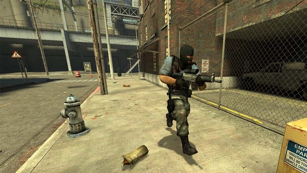 Counter-Strike: Source screenshots