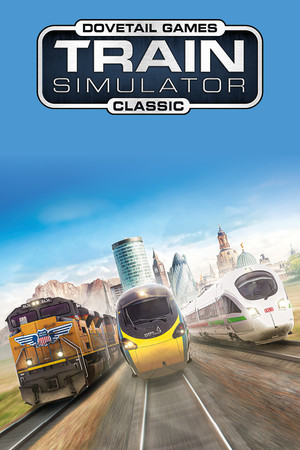 Train Simulator 2020 poster image on Steam Backlog